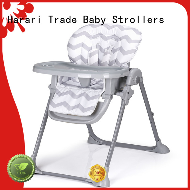 360 degree rotating wooden high chair series for feeding