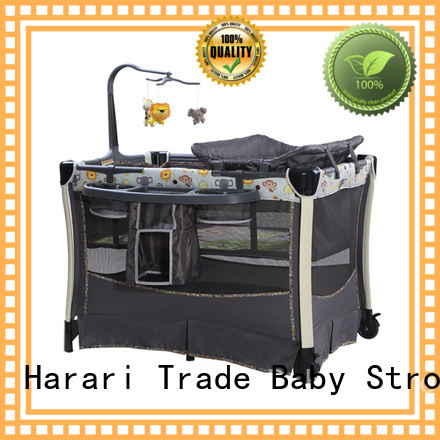 Harari electric big baby playpen for business for crawling