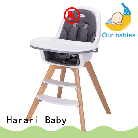 Harari Baby multifunctional folding feeding chair manufacturers for older baby