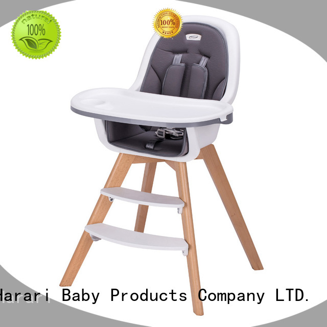 Harari arrived collapsible high chair company for older baby