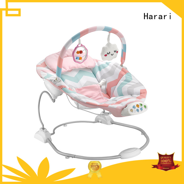 Harari bouncer electric baby rocking chair for business for playing