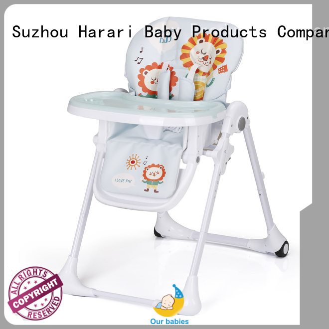 Harari feeding baby boy highchairs manufacturers for older baby
