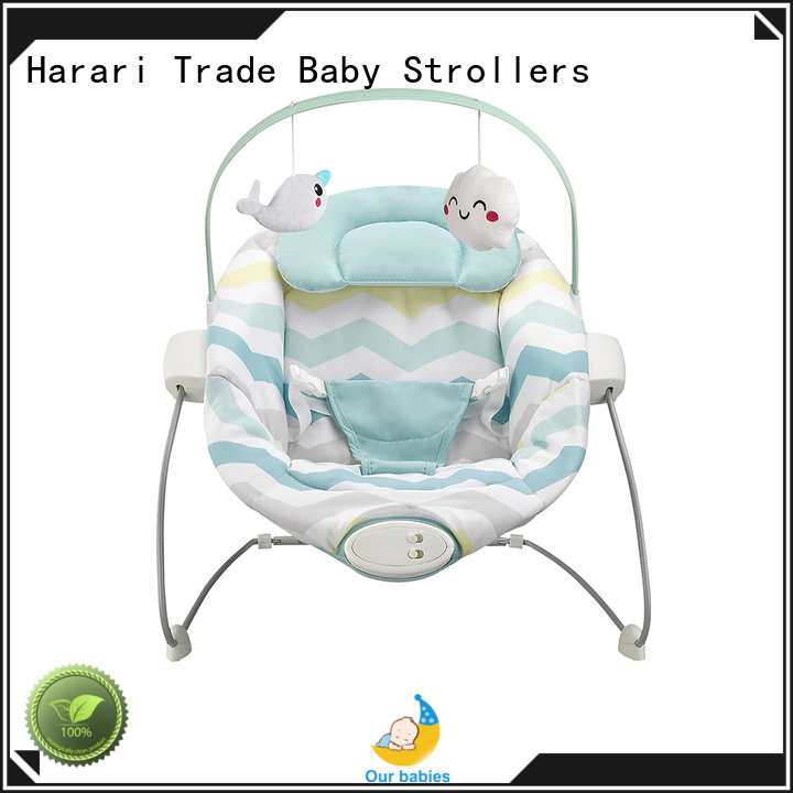 Harari New top baby rockers factory for playing