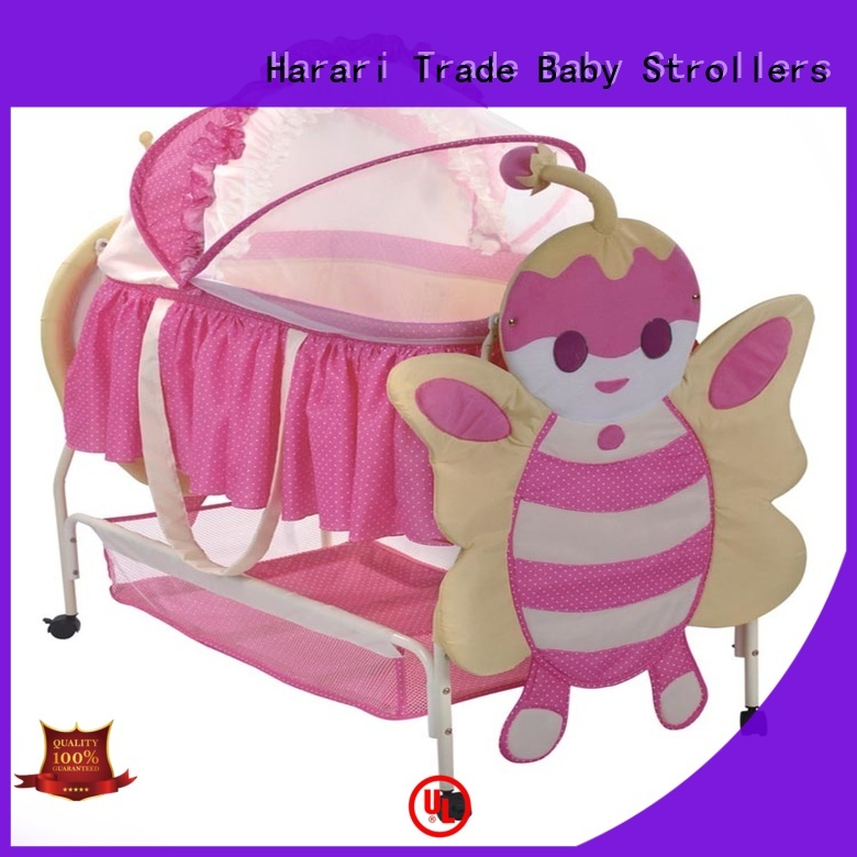 foldable baby cribs customized for new moms and dads
