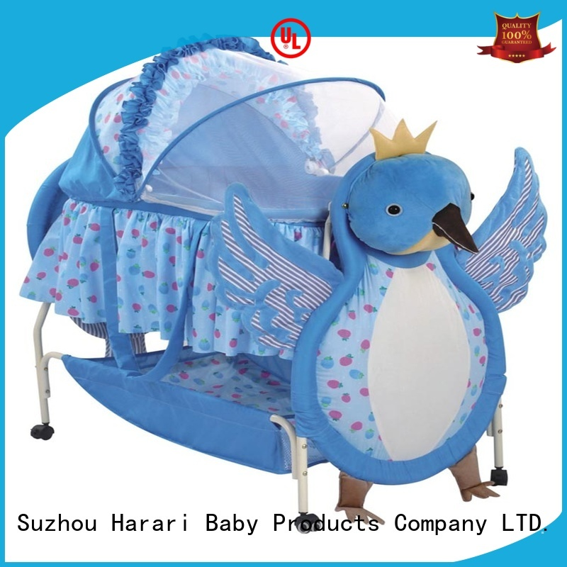 Harari baby cradle customized for playing