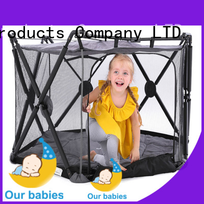 Harari cot playpen with changing table company for baby