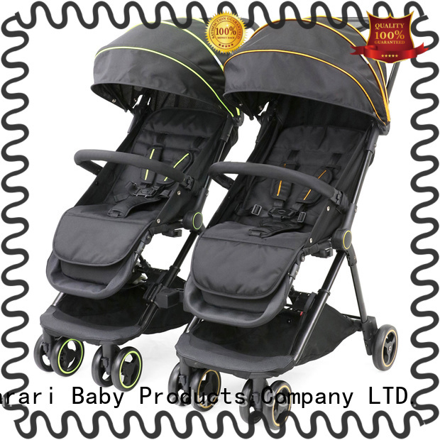 Harari carriage double jogging stroller for business for family
