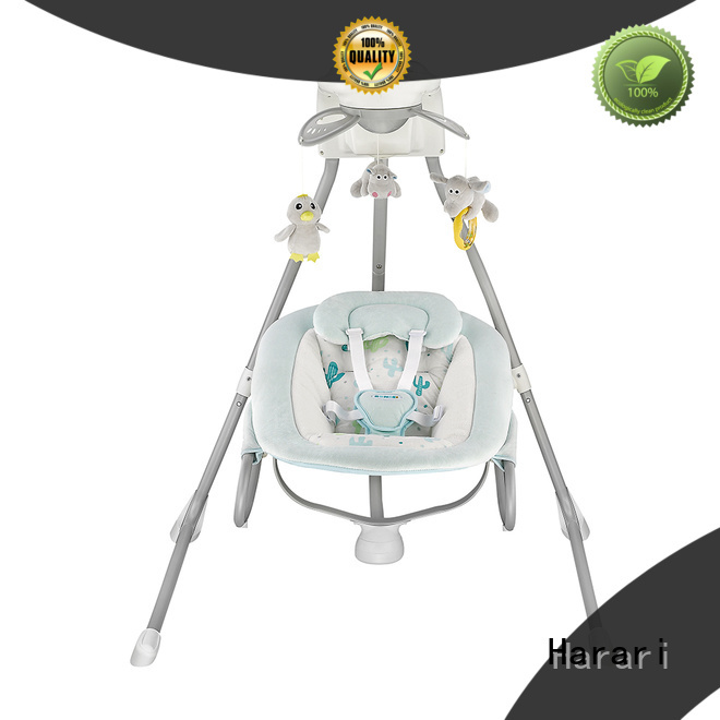 Harari multicolor baby bouncer manufacturer for entertainment