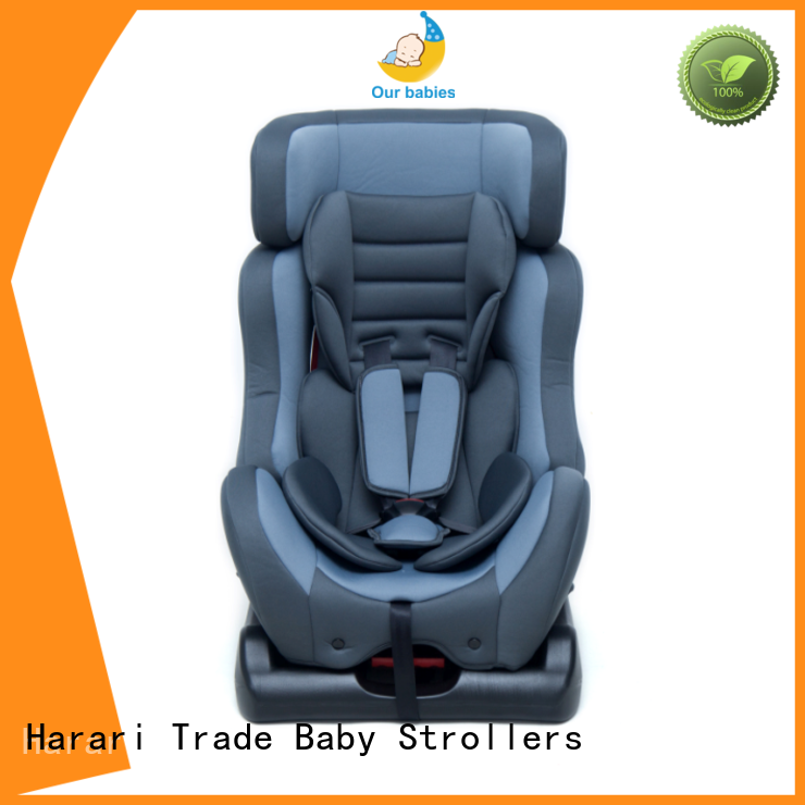Harari Custom pink car seat manufacturers for kids