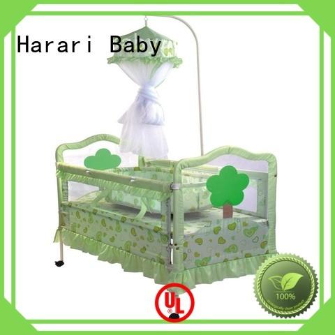 Harari Baby Custom baby playpen cost factory for baby