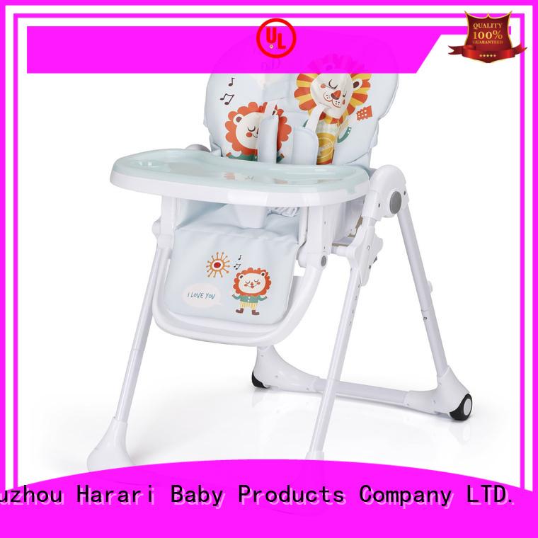 Harari light kids feeding chair factory for older baby