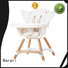 Harari wooden high chair wholesale for older baby