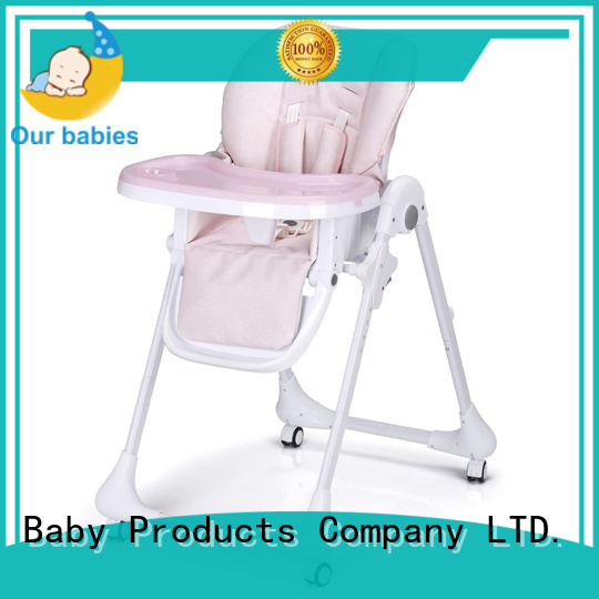 Custom child high chair seat multifunctional manufacturers for older baby