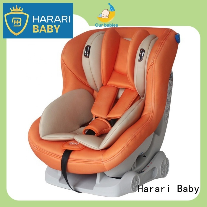 Harari Baby rotation baby safety chair car manufacturers for travel