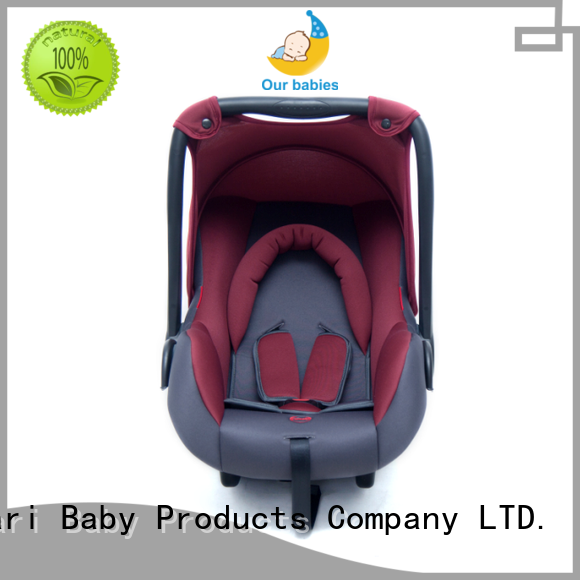 Harari system child chair for car Suppliers for travel