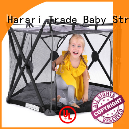 Harari Baby twin kids play yard factory for playing