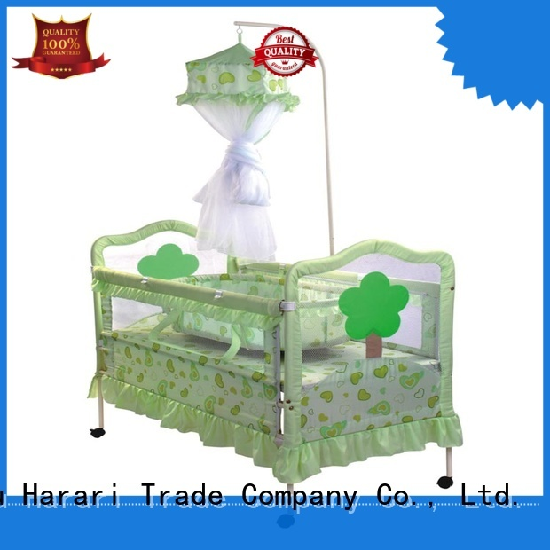 Harari baby travel bassinet factory price for new moms and dads
