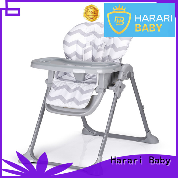 Harari Baby Latest portable folding high chairs for babies for business for feeding