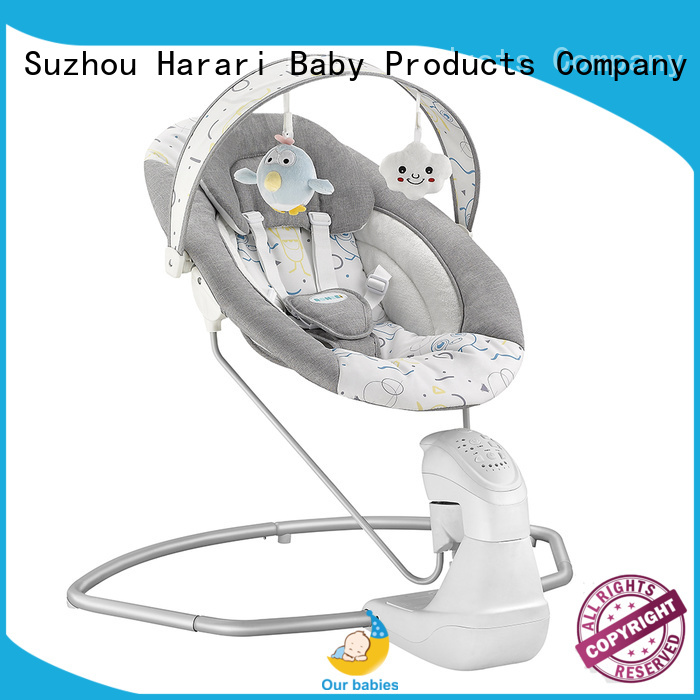 Harari Baby vibration simple baby rocker for business for playing