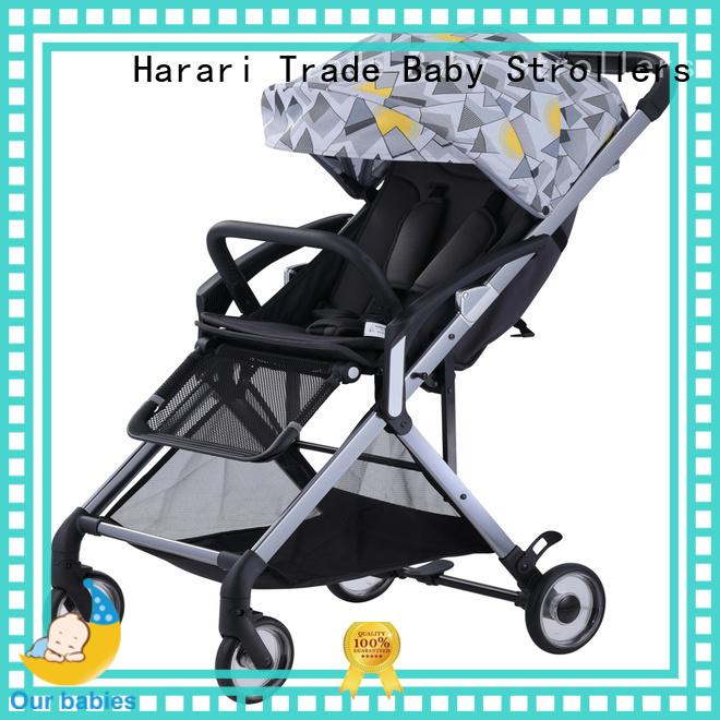 Harari sale all black stroller company for toddler