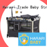 Harari Baby New cheap play yards for infants company for new moms and dads