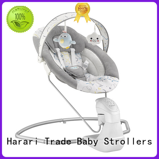 Harari Latest self swinging baby chair for business for playing