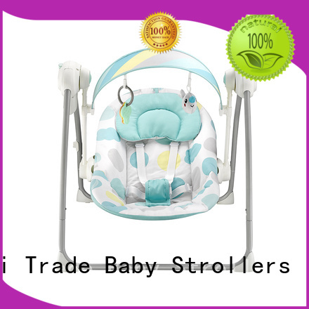 multicolor baby bouncer personalized for entertainment