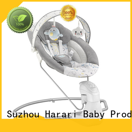 Harari High-quality pink and grey baby bouncer Suppliers for entertainment