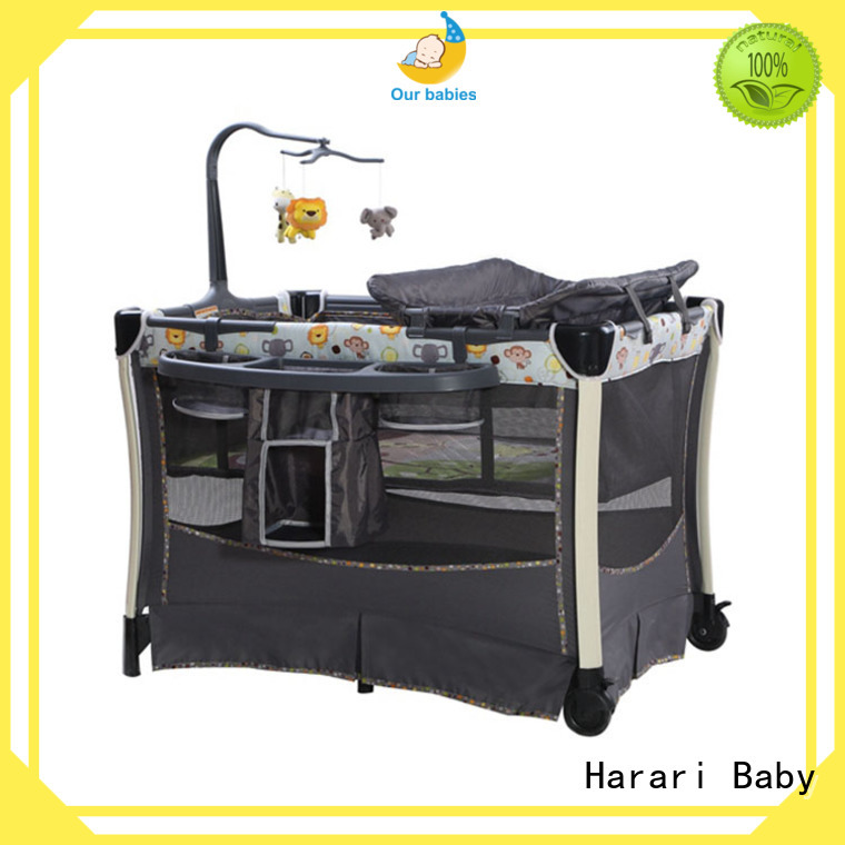 Harari Baby High-quality big playpen manufacturers for new moms and dads
