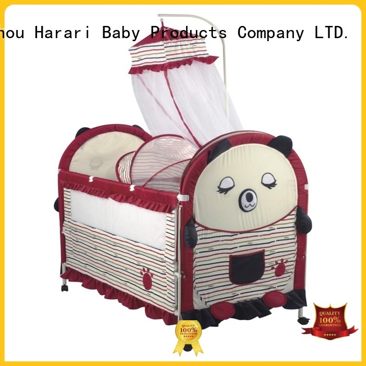 Latest square playpen designer factory for crawling