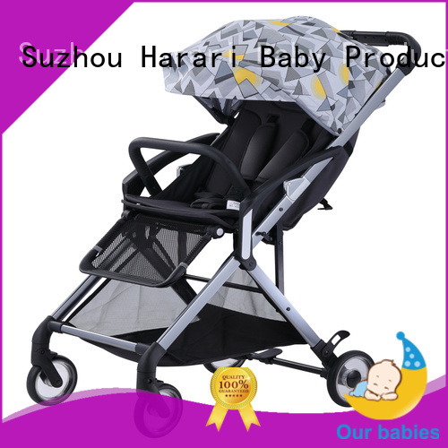 Harari on baby pram deals company for toddler