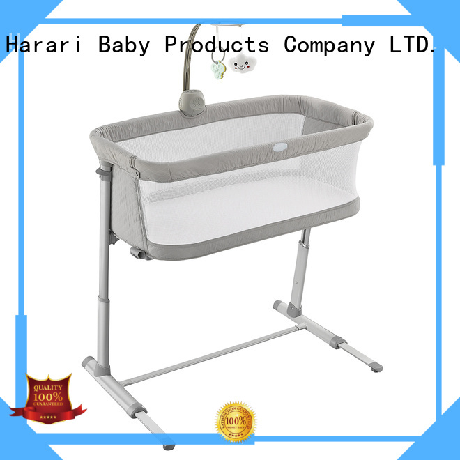 Harari electric baby playpen factory for playing