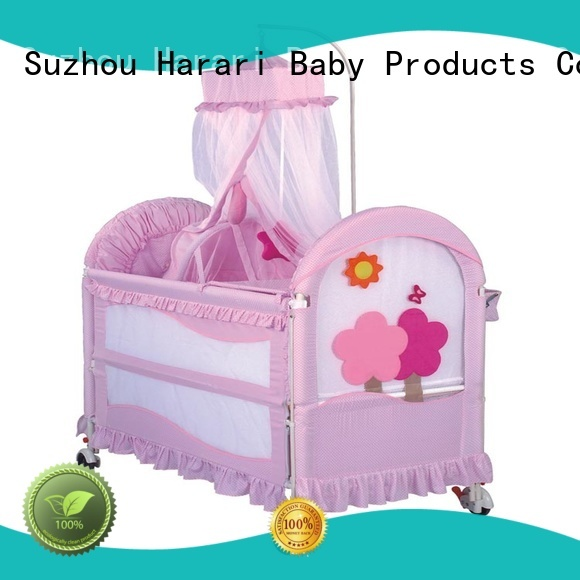 Harari Baby New square playpen Supply for crawling