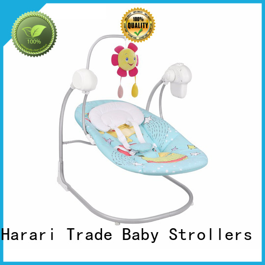Harari bouncer self rocking baby bouncer factory