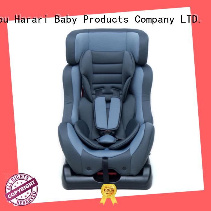 Harari reliable baby car seat isofix wholesale for travel