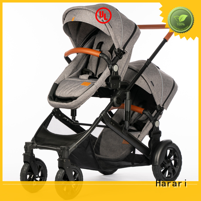 Latest cheap black stroller convertible for business for family