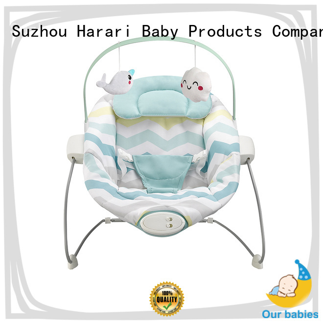 High-quality simple baby rocker rocking factory for entertainment