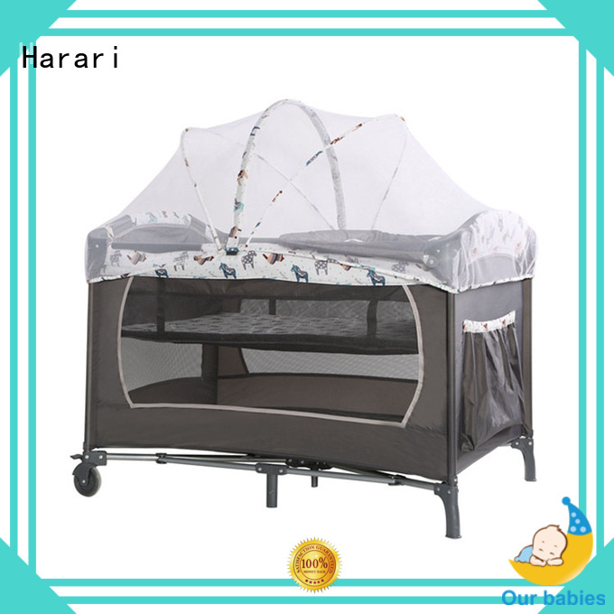 Harari cribs baby playpen company for playing