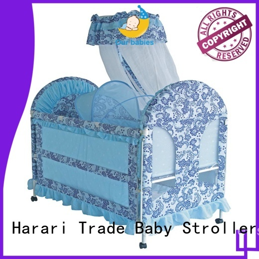 Harari bed kids play yard for business for crawling