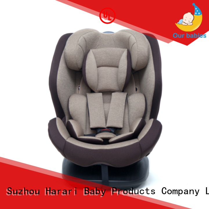 Harari Baby isofix toddler car seat deals Supply for driving