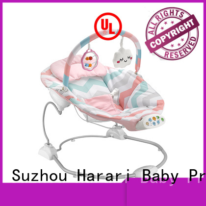 Harari Baby Top motorized baby rocker factory for playing
