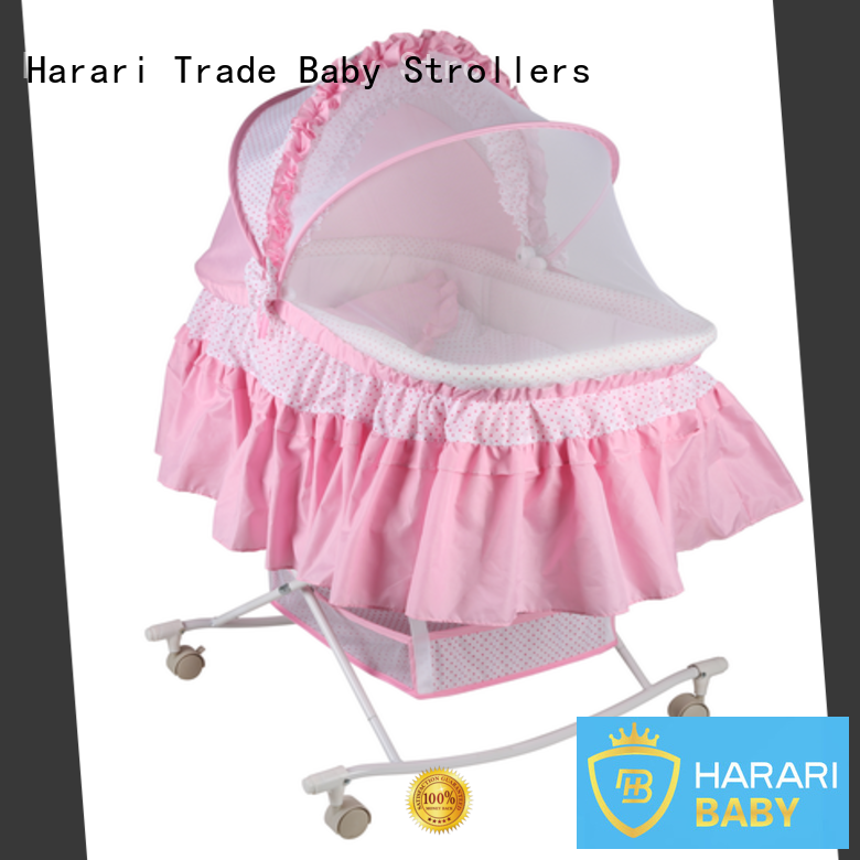 Harari Baby High-quality infant play yard Supply for crawling