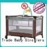 High-quality playpen with changing table bassinet Suppliers for baby