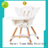 Harari Latest top rated baby high chairs Supply for feeding