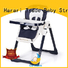 Harari Latest portable folding high chairs for babies Supply for feeding