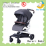 Harari Baby wheels pink jogging stroller with car seat for business for infant