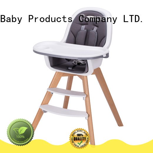 Harari Wholesale baby high chair that attaches to chair Supply for older baby