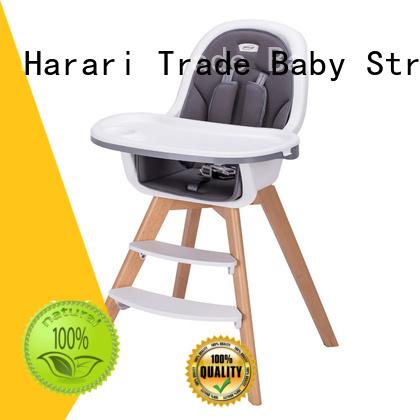 stable modern high chair supplier for feeding