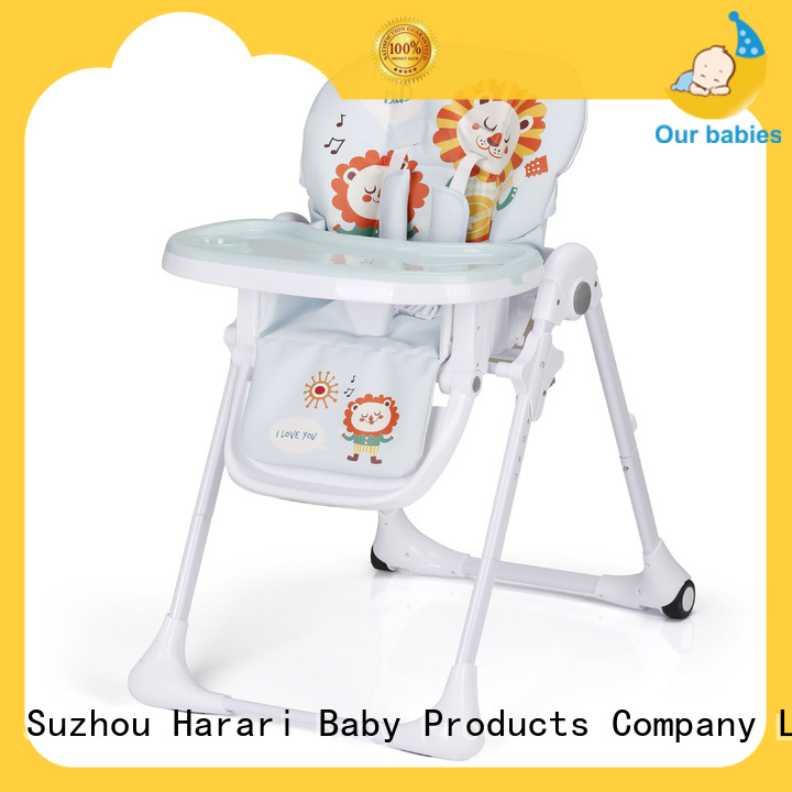 New high chair low chair weight for business for feeding