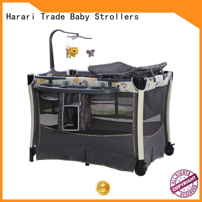 Harari Baby handmade baby boy play yard for business for crawling
